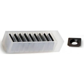 4-Sided Carbide Insert, Box of 10 pieces