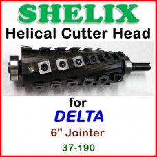 SHELIX for DELTA 6'' Jointer, 37-190