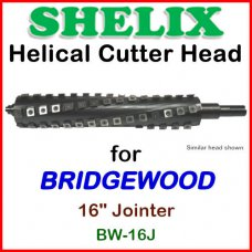 SHELIX for BRIDGEWOOD 16'' Jointer, BW-16J