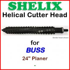 SHELIX for BUSS 24'' Planer