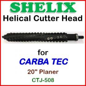 SHELIX for CARBA TEC 20'' Planer, CTJ-508