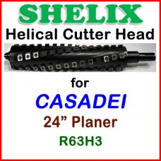 SHELIX for CASADEI 24'' Planer, R63H3