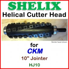 SHELIX for CKM 10'' Jointer, HJ10