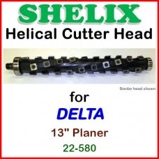 SHELIX for DELTA 13'' Planer, 22-580