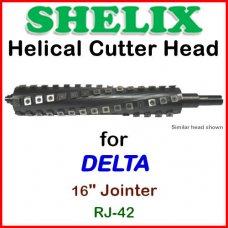SHELIX for DELTA 16'' Jointer, RJ-42