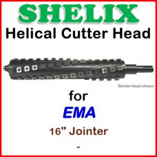 SHELIX for EMA 16'' Jointer
