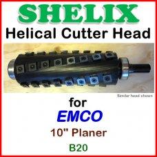 SHELIX for EMCO 10'' Planer, B20