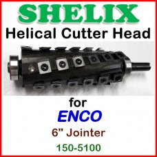 SHELIX for ENCO 6''Jointer 150-5100