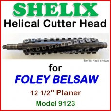 SHELIX for FOLEY BELSAW 12 1/2'' Planer, Model 9123