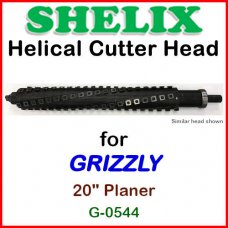 SHELIX for GRIZZLY 20'' Planer, G-0544