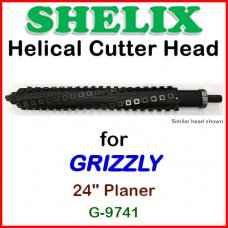SHELIX for GRIZZLY 24'' Planer, G-9741