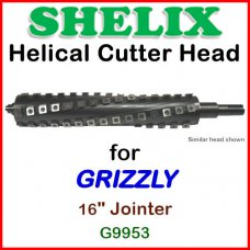 SHELIX for GRIZZLY 16'' Jointer, G9953