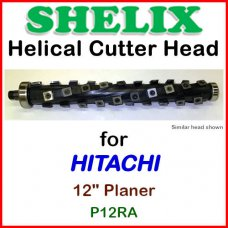 SHELIX for HITACHI 12'' Planer, P12RA