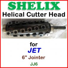 SHELIX for JET 6'' Jointer, JJ-6