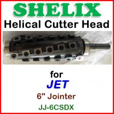 SHELIX for JET 6'' Jointer, JJ-6CSDX