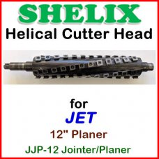 SHELIX for JET 12'' Planer, JJP-12 Jointer-Planer