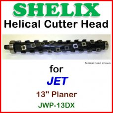 SHELIX for JET 13'' Planer, JWP-13DX