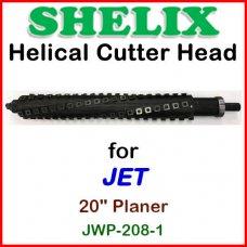 SHELIX for JET 20'' Planer, JWP-208-1