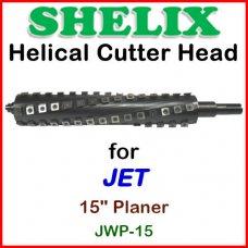 SHELIX for JET 15'' Planer, JWP 15