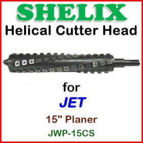 SHELIX for JET 15'' Planer, JWP-15CS