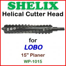 SHELIX for LOBO 15'' Planer, WP-1015