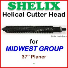 SHELIX for MIDWEST GROUP 37'' Planer