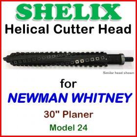 SHELIX for NEWMAN WHITNEY 30'' Planer, Model 24