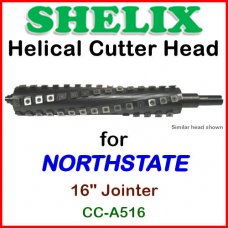 SHELIX for NORTHSTATE 16'' Jointer, CC-A516