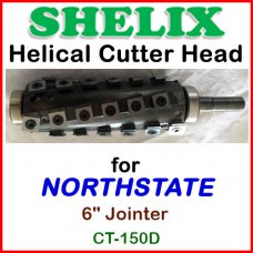 SHELIX for NORTHSTATE 6'' Jointer, CT-150D