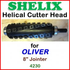 SHELIX for OLIVER 8'' Jointer, 4230
