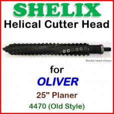 SHELIX for OLIVER 25'' Planer, 4470 (OLD STYLE)