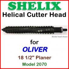 SHELIX for OLIVER 18 1/2'' Planer, Model 2070