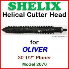 SHELIX for OLIVER 30 1/2'' Planer, Model 2070