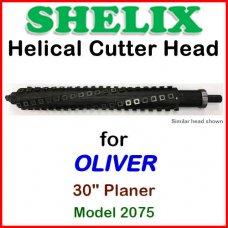 SHELIX for OLIVER 30'' Planer, Model 2075