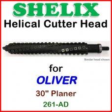 SHELIX for OLIVER 30'' Planer, 261-AD