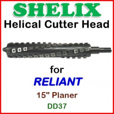 SHELIX for RELIANT 15'' Planer, DD37