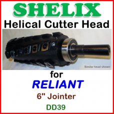SHELIX for RELIANT 6'' Jointer, DD39