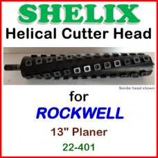SHELIX for ROCKWELL 13'' Planer, 22-401
