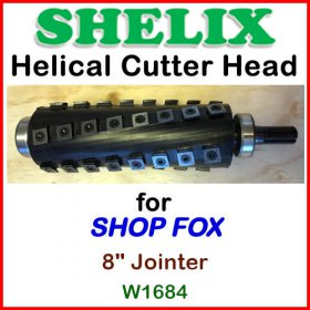 SHELIX for SHOP FOX 8'' Jointer, W-1684