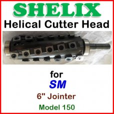 SHELIX for SM 6'' Jointer, Model 150