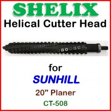 SHELIX for SUNHILL 20'' Planer, CT-508
