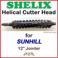 SHELIX for SUNHILL 12'' Jointer, J127L