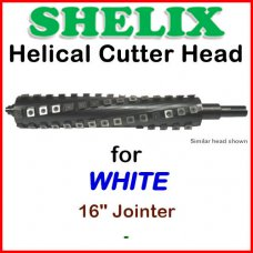 SHELIX for WHITE 16'' Jointer
