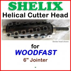 SHELIX for WOODFAST 6'' Jointer