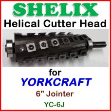 SHELIX for YORKCRAFT 6'' Jointer, YC-6J