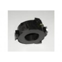 "SHELIX Head for Shapers and Moulders, Bore: 1 1/4"", Length: 1'', Diameter: 3''"