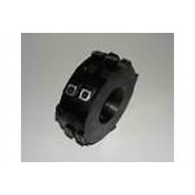 """SHELIX Head for Shapers and Moulders, Bore: 2 1/8"""" (CONED BORE), Length: 2'', Diameter: 6''"""
