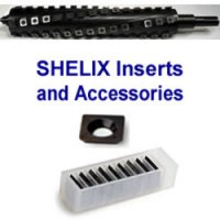 SHELIX Inserts and Accessories